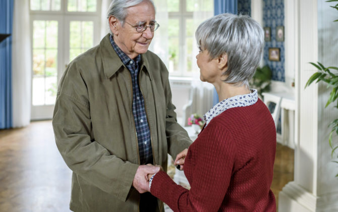 Sturm der Liebe Vorschau Folge 2724 ♥ Wie wird das Wiedersehen von Christine und Gottfried?