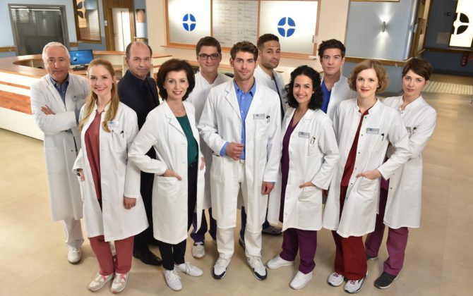 In aller Freundschaft – Die jungen Ärzte Vorschau Folge 165 Es wird laut im Johannes-Thal-Klinikum als Dr