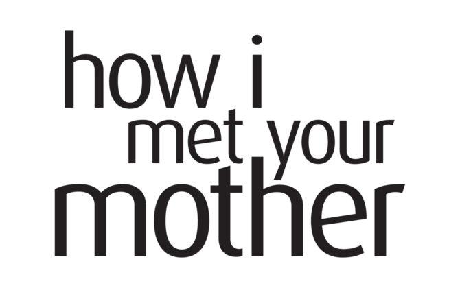 How I Met Your Mother Vorschau  – Ente oder Kaninchen Barney hat im Football-Stadion ein Schild mit seiner Telefonnummer in die Kamera gehalten