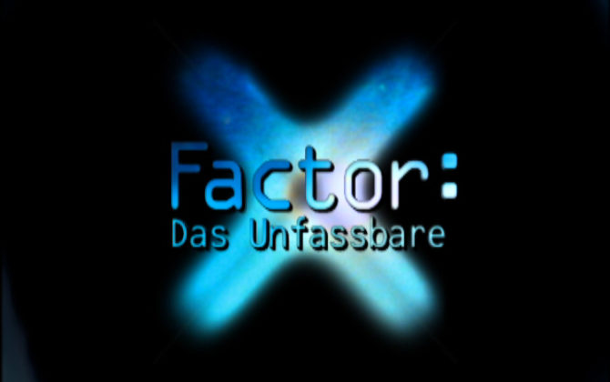 X-Factor: Das Unfassbare Vorschau Folge 37 Eine Studentin hat ein unheimliches Erlebnis