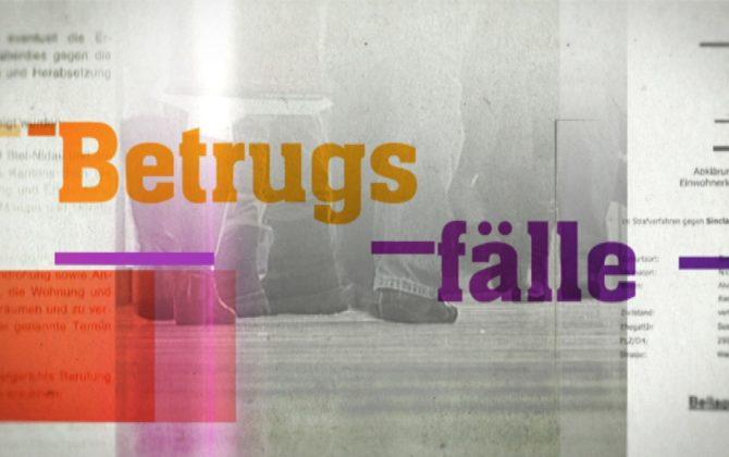 Betrugsfälle Vorschau  Betrug hat viele Gesichter: Diebstahl, Ehebruch oder Verrat