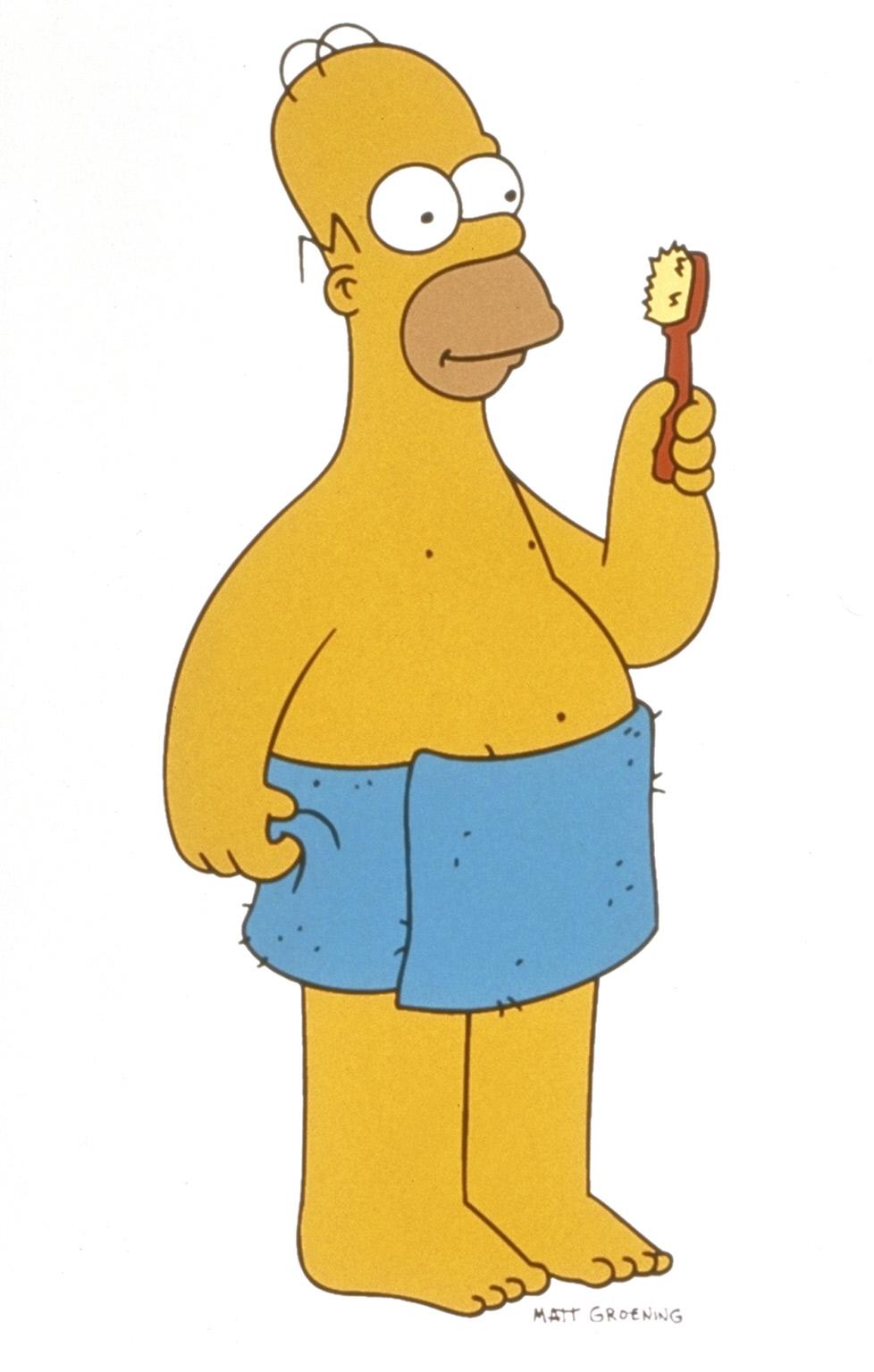 Die Simpsons Vorschau - Lisa und ihre Jungs Marge liegt