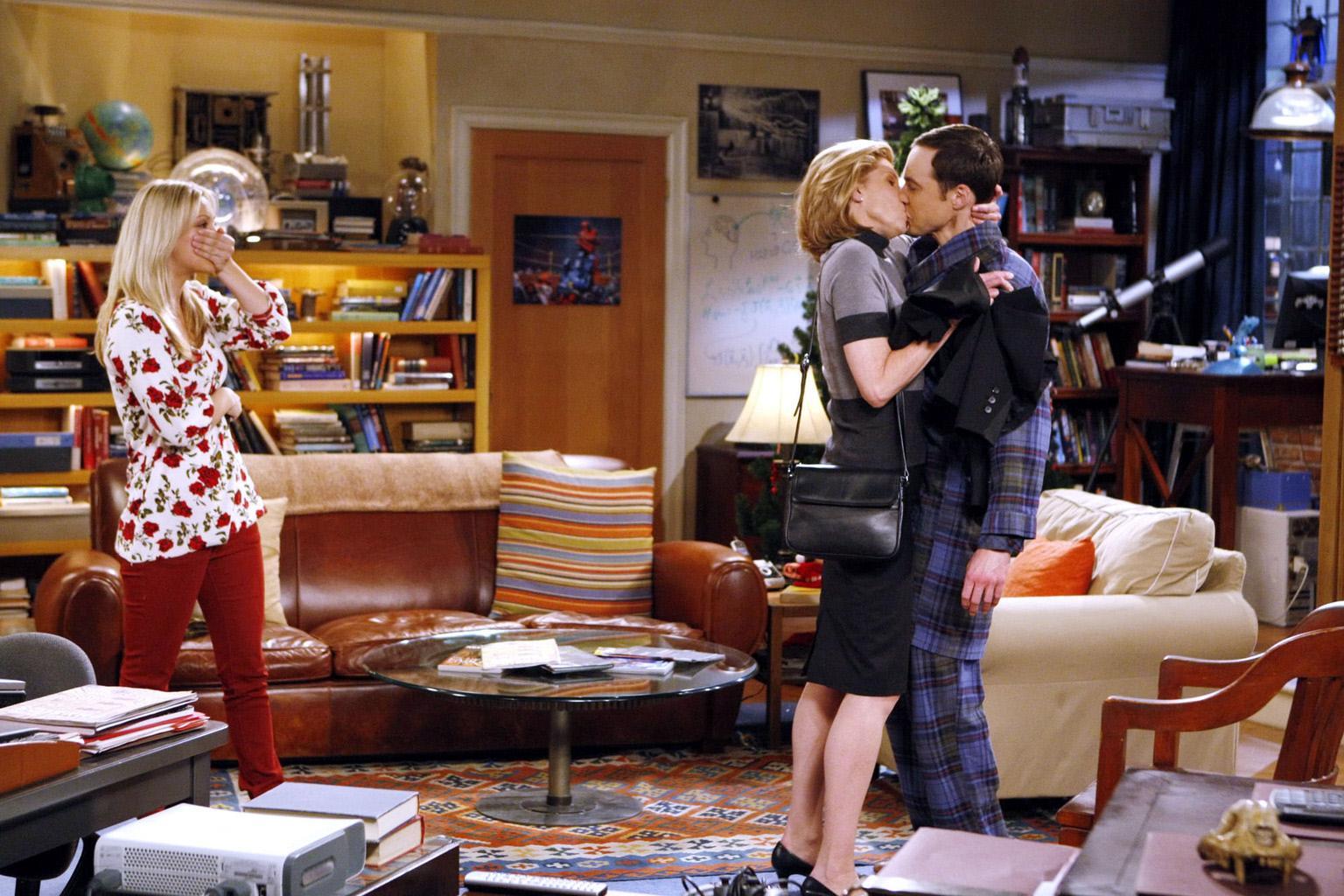 Big Bang Theory Weihnachten
