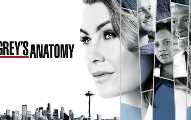 Grey's Anatomy – Die jungen Ärzte Vorschau  – Träume von Schäfchen Andrew DeLuca arbeitet in Doppelschichten für das Projekt seines Vaters
