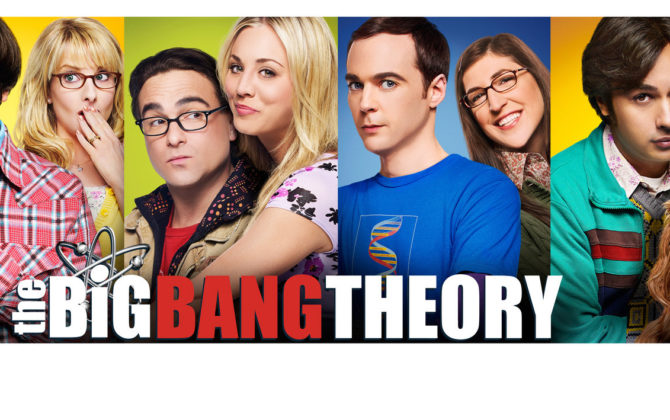The Big Bang Theory Vorschau  – Penny und Leonard 2.0 Sheldon packt vor der Wohnungstür einen Mr