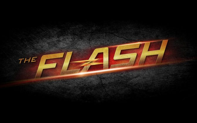 The Flash Vorschau  – Mit vereinten Kräften Felicity Smoak und ihr Freund Ray Palmer alias Atom sind zu Besuch in Central City