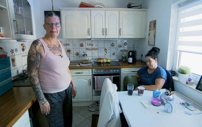 Hartz und herzlich – Tag für Tag Benz-Baracken Vorschau Folge 13 Der Vermieter von Petras Mutter Christa hat Eigenbedarf angemeldet